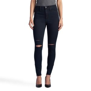Rock & Republic Kashmiere Ripped High Rise Jeans